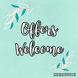 Other - ❤ Offers Welcome on all Items ❤